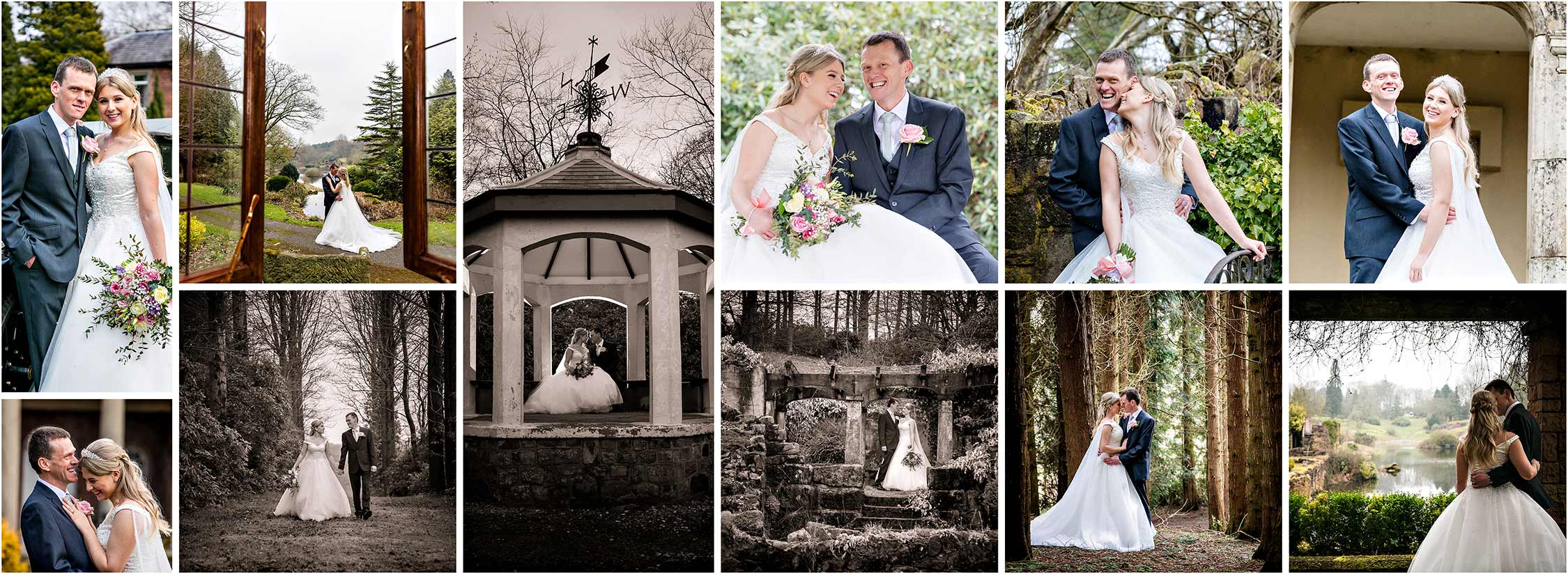 Cheshire Wedding Photographer - Kim Shaw