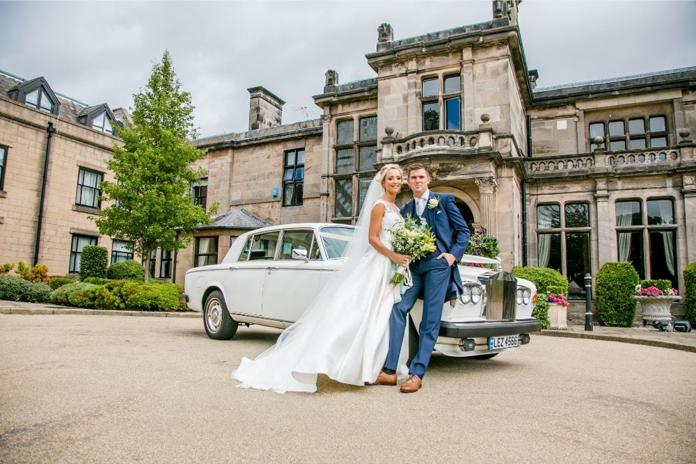 Rookery Hall wedding photography by Kim Shaw